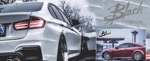 車高調ブラックシリーズ
